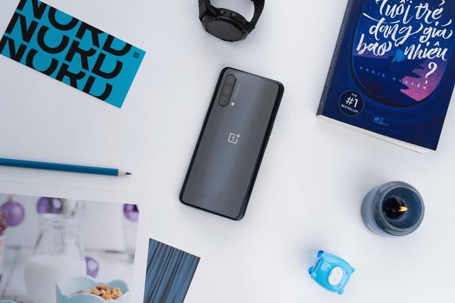 OnePus Nord CE 5G ra mắt tại VN: Màn hình 90Hz, Snapdragon 750G, pin 4500mAh, giá từ 7.99 triệu đồng - Ảnh 4.