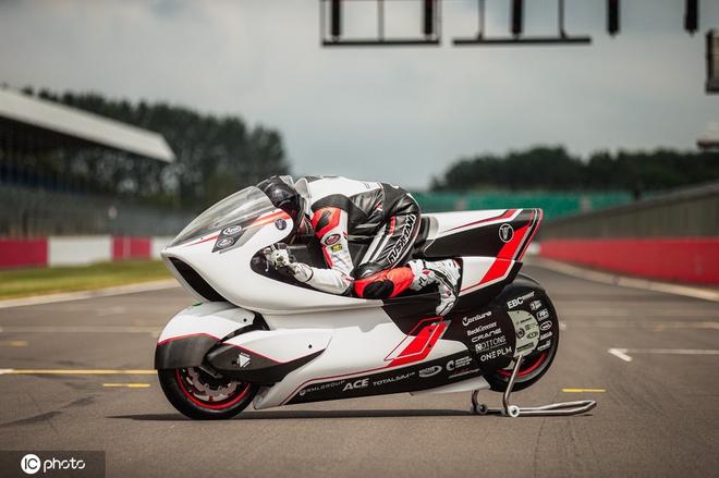 Công ty Anh chế tạo xe máy điện nhanh nhất thế giới với tốc độ vượt quá 400 km/h - Ảnh 5.