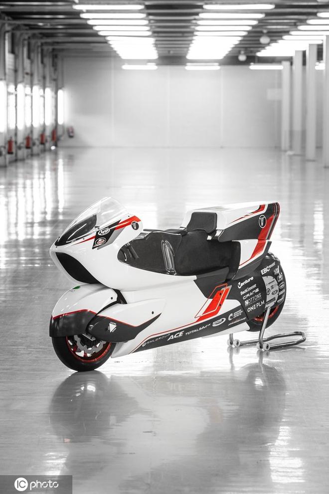 Công ty Anh chế tạo xe máy điện nhanh nhất thế giới với tốc độ vượt quá 400 km/h - Ảnh 1.