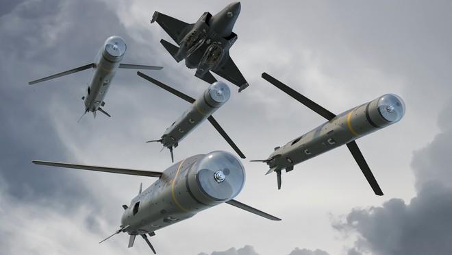 Bộ Quốc phòng Anh đang phát triển tên lửa có thể nói chuyện với nhau - Ảnh 2.