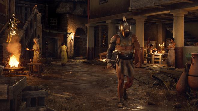 Giới thiệu game trinh thám The Forgotten City: Dev giật giải danh giá của Hiệp hội Nhà văn, bỏ ngành luật để theo đuổi đam mê làm game - Ảnh 7.