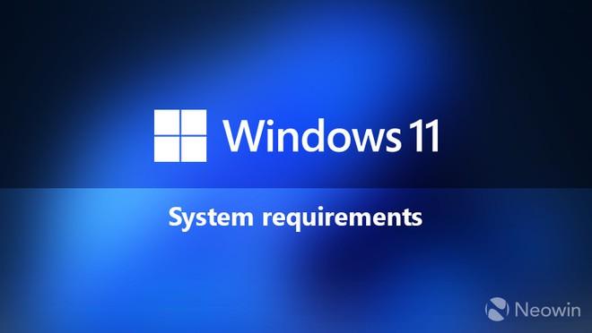 Asus, Gigabyte, MSI và nhiều hãng khác công bố danh sách phần cứng hỗ trợ Windows 11 - Ảnh 1.