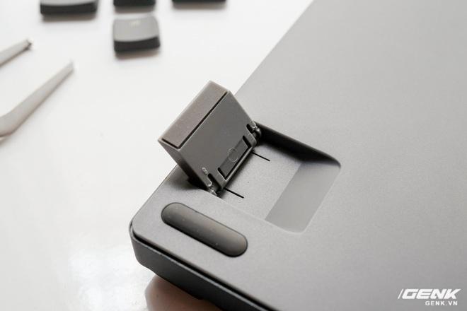 Trên tay Keychron K3 - Bàn phím cơ không dây siêu mỏng, thay được cả switch - Ảnh 8.