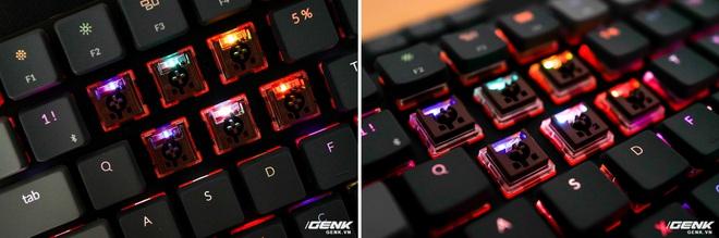 Trên tay Keychron K3 - Bàn phím cơ không dây siêu mỏng, thay được cả switch - Ảnh 17.