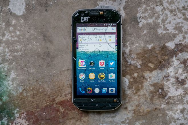 Ứng dụng Android này có thể kiểm tra khả năng chống nước của smartphone, mà không cần cho vào nước - Ảnh 1.