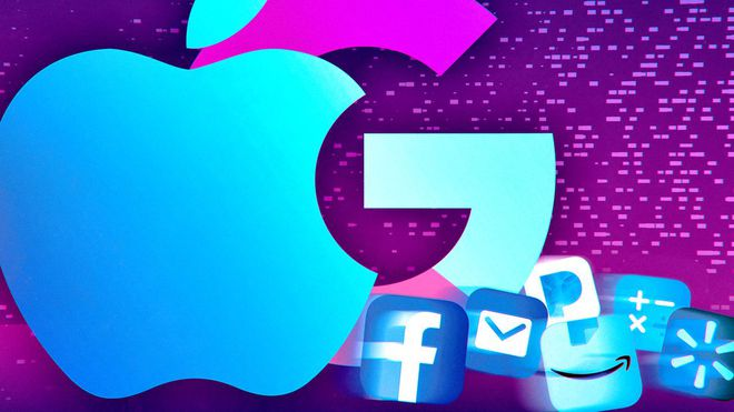 Apple và Google thống trị nền tảng của mình nhờ các ứng dụng được cài sẵn - Ảnh 1.