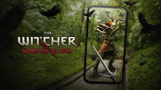 Tựa game The Witcher mới cho phép bạn đi săn quái vật như Geralt theo phong cách Pokémon GO, iOS hay Android đều chiến tốt - Ảnh 3.
