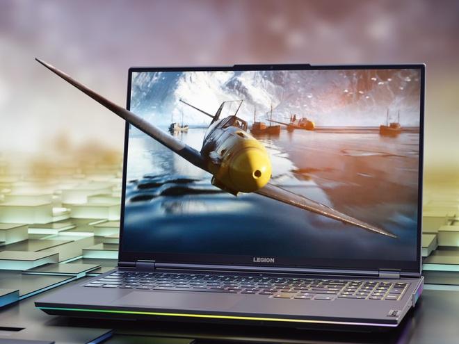 Lenovo ra mắt Legion 7: Laptop cao cấp dành cho game thủ, chạy Ryzen 9 5000 series, NVIDIA RTX 3080, màn hình 165Hz, giá 52 triệu đồng - Ảnh 1.