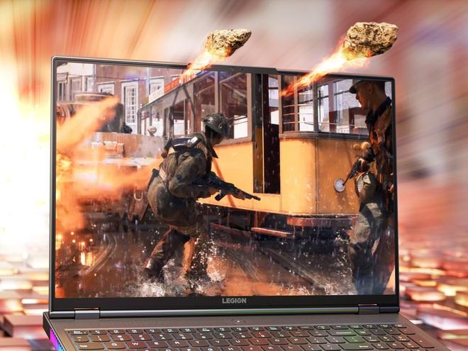 Lenovo ra mắt Legion 7: Laptop cao cấp dành cho game thủ, chạy Ryzen 9 5000 series, NVIDIA RTX 3080, màn hình 165Hz, giá 52 triệu đồng - Ảnh 3.