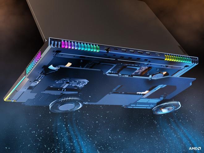 Lenovo ra mắt Legion 7: Laptop cao cấp dành cho game thủ, chạy Ryzen 9 5000 series, NVIDIA RTX 3080, màn hình 165Hz, giá 52 triệu đồng - Ảnh 5.
