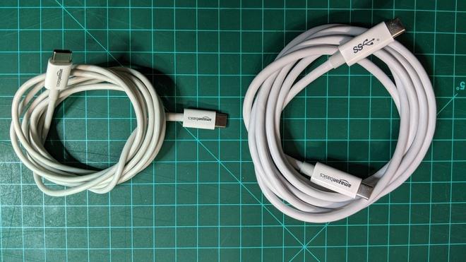 Cùng là cáp USB-C Amazon Basics nhưng cái 9 USD, cái đến 19 USD, có gì khác nhau? - Ảnh 2.