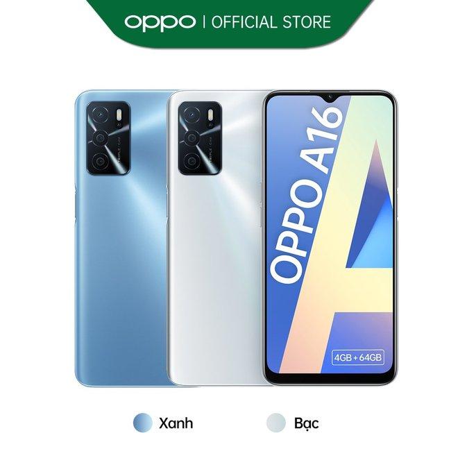 OPPO ra mắt smartphone giá rẻ, pin 5000mAh, giá 4 triệu đồng - Ảnh 1.