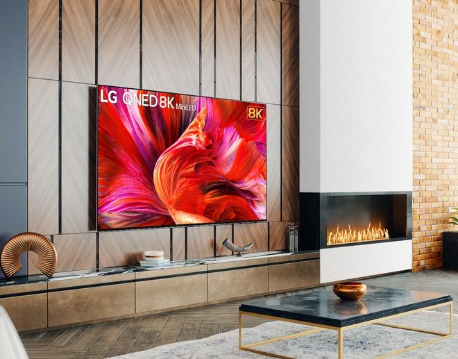 LG ra mắt dòng TV LG QNED 8K/4K tại Việt Nam, giá từ 66 triệu đồng - Ảnh 1.