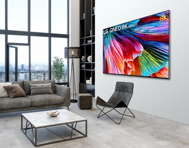 LG ra mắt dòng TV LG QNED 8K/4K tại Việt Nam, giá từ 66 triệu đồng - Ảnh 2.