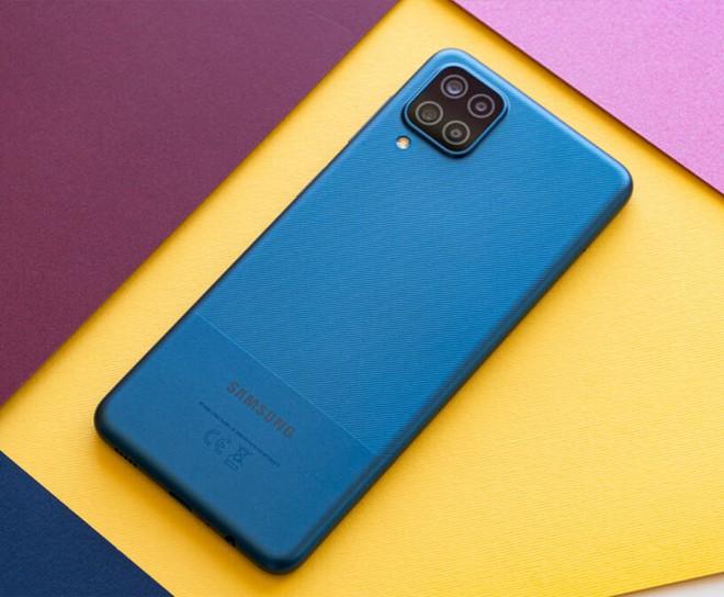 Galaxy A12 Nacho ra mắt: Exynos 850, 4 camera sau, pin 5000mAh, giá từ 3.7 triệu đồng - Ảnh 2.