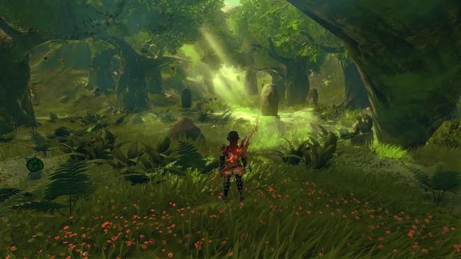 The Legend of Zelda: Breath of the Wild sẽ lộng lẫy nhường nào nếu có thêm ray tracing? - Ảnh 1.