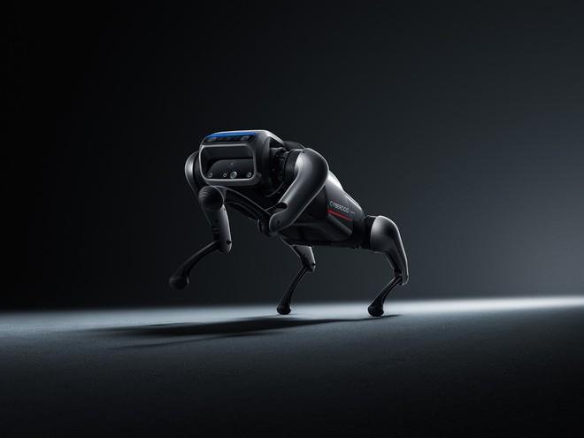 Xiaomi công bố robot chó CyberDog: đầu có chip AI, 128GB ROM, chạy 11.5km/giờ và biết nhào lộn - Ảnh 3.