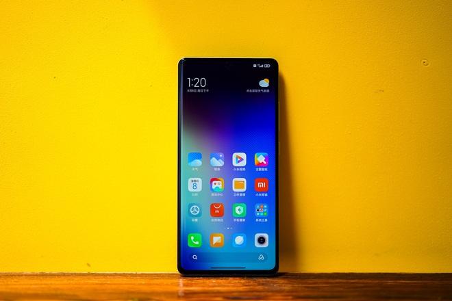 Trên tay Xiaomi Mi MIX 4: Mặt lưng gốm, camera ẩn dưới màn hình, chip Snapdragon 888+, giá chỉ từ 17.5 triệu đồng - Ảnh 5.