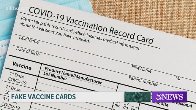 Khó hiểu và giận dữ: Không muốn tiêm vắc xin miễn phí, nhiều sinh viên Mỹ lại bỏ cả đống tiền mua giấy chứng nhận tiêm chủng COVID-19 giả để được đến trường - Ảnh 3.