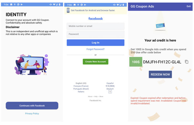 Mã độc Android được cho là phát tán từ Việt Nam đã tấn công hơn 10.000 tài khoản Facebook trên 140 quốc gia - Ảnh 3.