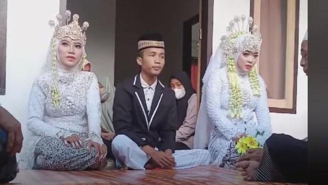 Indonesia: Đến phá đám cưới của bạn trai cũ, cô gái bất ngờ bị cưới luôn làm vợ nữa - Ảnh 5.