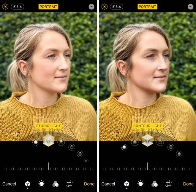 Lộ diện tính năng mới của iPhone 13: Quay video xoá phông, màn hình 120Hz, tai thỏ gọn hơn - Ảnh 2.