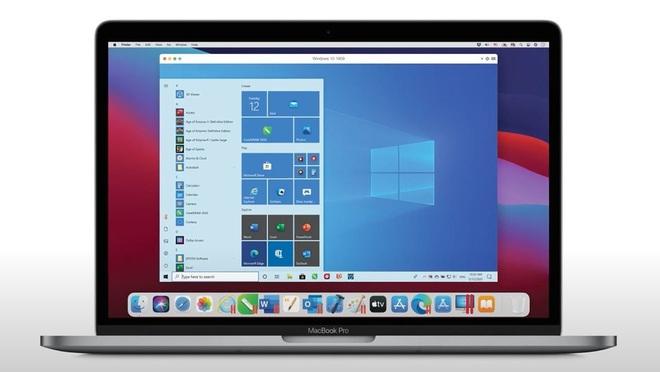 Đã có thể chạy Windows 11 trên máy Mac dùng chip M1 - Ảnh 1.