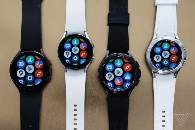 Samsung ra mắt Galaxy Watch 4: Phần cứng Samsung, phần mềm Google, đẹp cả đôi đường - Ảnh 1.