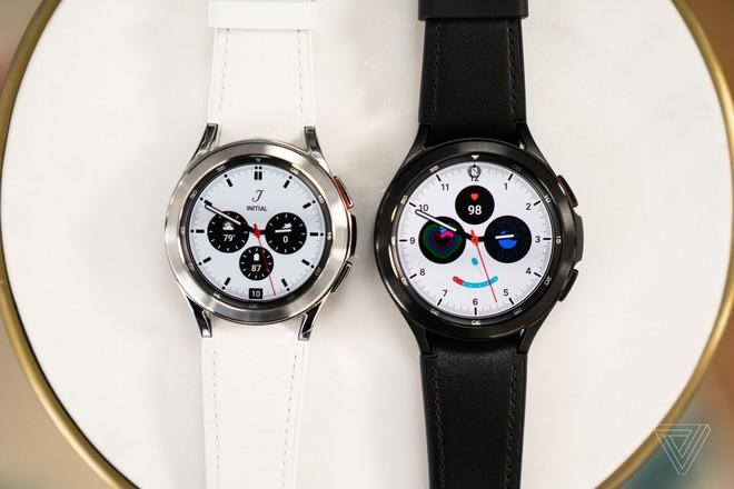 Samsung ra mắt Galaxy Watch 4: Phần cứng Samsung, phần mềm Google, đẹp cả đôi đường - Ảnh 3.
