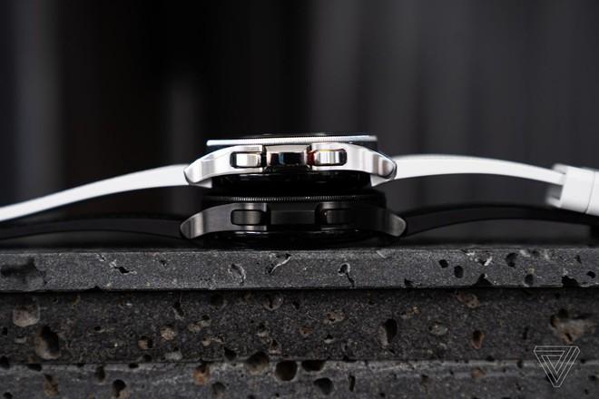 Samsung ra mắt Galaxy Watch 4: Phần cứng Samsung, phần mềm Google, đẹp cả đôi đường - Ảnh 5.