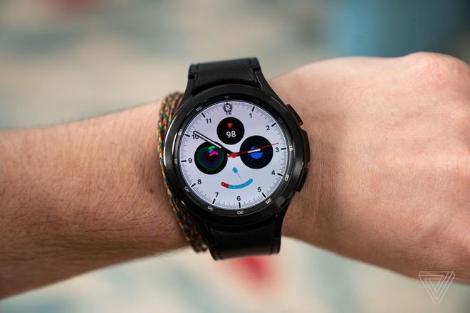 Samsung ra mắt Galaxy Watch 4: Phần cứng Samsung, phần mềm Google, đẹp cả đôi đường - Ảnh 6.
