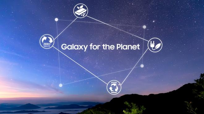 Bảo vệ môi trường, Samsung lên kế hoạch dùng chất thải nhựa từ đại dương làm smartphone - Ảnh 1.