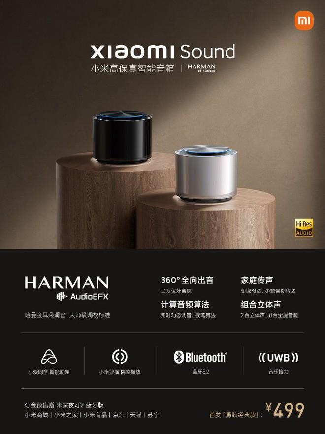 Xiaomi ra mắt loa thông minh Xiaomi Sound, giá 1.8 triệu đồng - Ảnh 3.