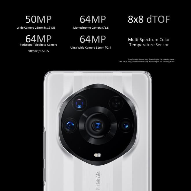 Honor ra mắt flagship Snapdragon 888+: Thiết kế giống hệt Huawei Mate40, giá từ 16 triệu đồng - Ảnh 4.