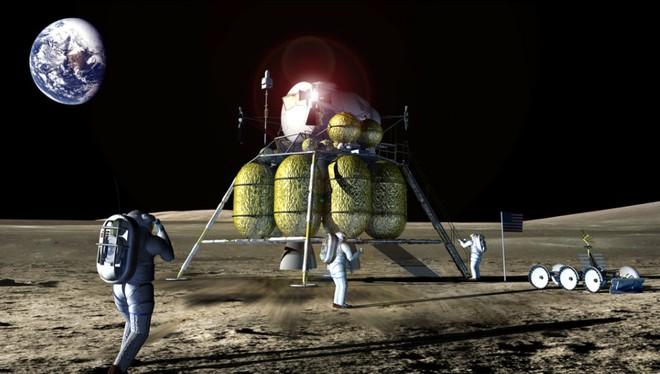 NASA hoãn kế hoạch đưa con người quay trở lại Mặt Trăng vào năm 2024 - Ảnh 1.