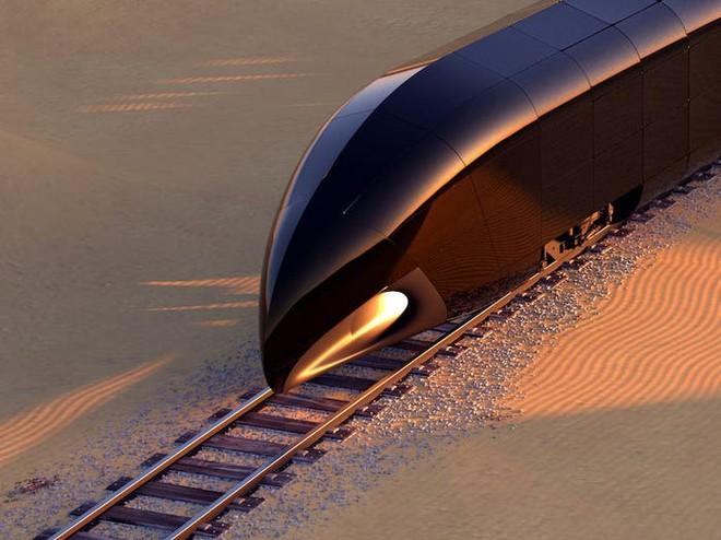 Concept tàu hỏa siêu sang do người thiết kế du thuyền của Steve Jobs sáng tạo, giá hơn 300 triệu USD - Ảnh 17.