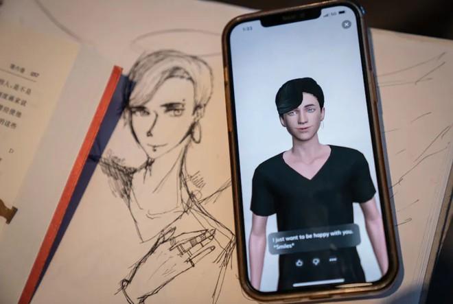 """Giới trẻ Trung Quốc thích thú """"hẹn hò"""" với chatbot AI thay cho người tình ngoài đời thực - Ảnh 3."""