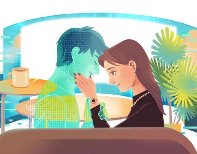 """Giới trẻ Trung Quốc thích thú """"hẹn hò"""" với chatbot AI thay cho người tình ngoài đời thực - Ảnh 1."""