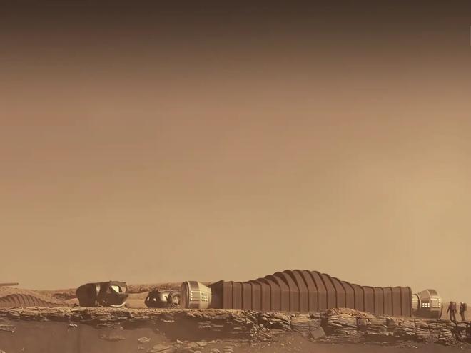 Cùng xem khu tổ hợp Sao Hoả được NASA in 3D để phục vụ nghiên cứu ở Texas - Ảnh 8.