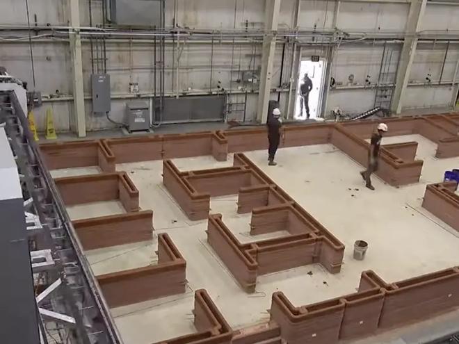 Cùng xem khu tổ hợp Sao Hoả được NASA in 3D để phục vụ nghiên cứu ở Texas - Ảnh 2.