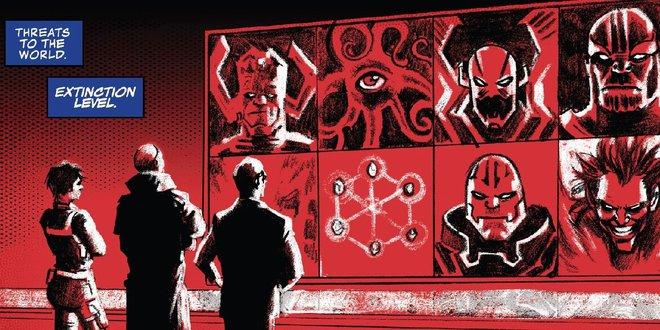 Đã phát triển hơn 1 thập kỷ nhưng MCU mới chỉ khai thác 2 trong số 8 trùm cuối nguy hiểm nhất vũ trụ Marvel - Ảnh 1.