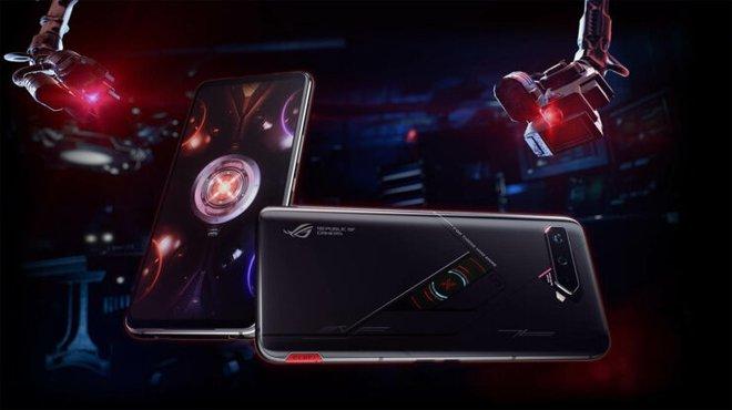ROG Phone 5s ra mắt: Snapdragon 888+, RAM 18GB, giá từ 24.6 triệu đồng - Ảnh 1.