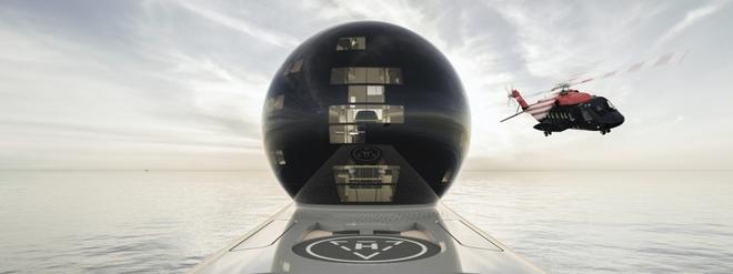Siêu du thuyền chạy bằng năng lượng hạt nhân này sẽ trở thành trung tâm nghiên cứu khoa học trên biển cả - Ảnh 5.