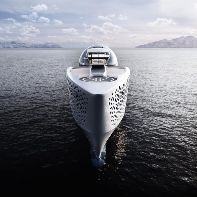 Siêu du thuyền chạy bằng năng lượng hạt nhân này sẽ trở thành trung tâm nghiên cứu khoa học trên biển cả - Ảnh 6.