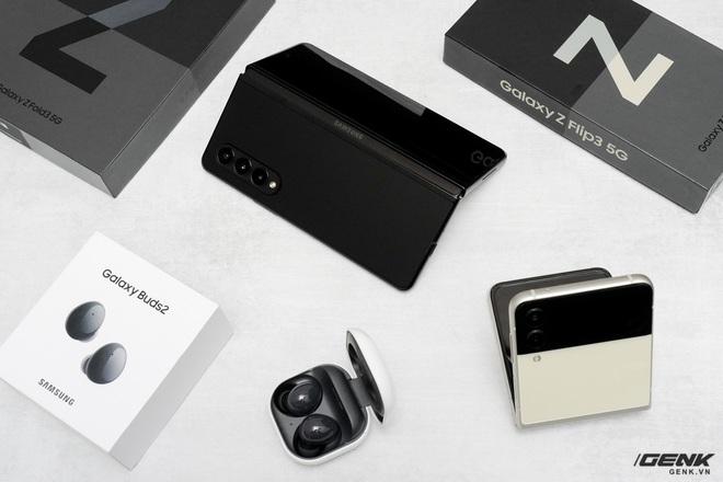 Galaxy Z Fold3 và Z Flip3 phiên bản Thom Browne đặc biệt mở bán tại Việt Nam từ ngày 19/8, giới hạn chỉ 200 máy - Ảnh 1.