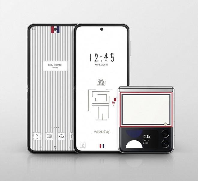 Galaxy Z Fold3 và Z Flip3 phiên bản Thom Browne đặc biệt mở bán tại Việt Nam từ ngày 19/8, giới hạn chỉ 200 máy - Ảnh 2.