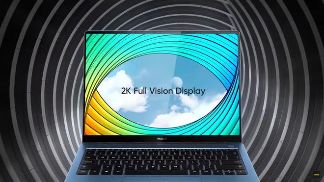 Realme ra mắt laptop đầu tiên: Màn hình 2K, chip Intel thế hệ 11, mỏng nhẹ, giá từ 14.4 triệu đồng - Ảnh 1.