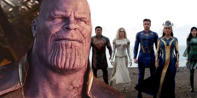 Marvel tung trailer cuối cho Eternals, lý giải vì sao dàn siêu anh hùng cực khủng này lại khoanh tay đứng nhìn Thanos búng tay bay màu nửa vũ trụ - Ảnh 2.