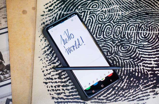 Trong thiên hà smartphone của Samsung, vẫn còn chỗ cho Galaxy Note mới - Ảnh 3.