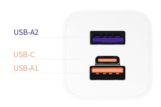 Huawei ra mắt củ sạc GaN 66W: Tối đa 3 thiết bị, có cổng USB-C, giá 1.4 triệu đồng - Ảnh 3.